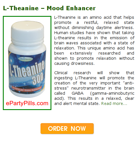 L-Theanine – Mood Enhancer