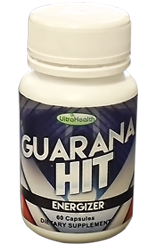 Guarana Hit - Energy Pills