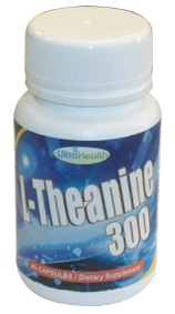 L-Theanine 300 mg pills