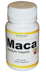Maca – Mood and Libido Enhancer