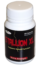 Stallion XL Erection Pills