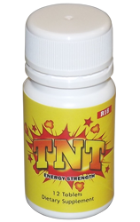 TNT Energy Pills